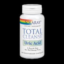 Solaray Total Cleanse Uric Acid 60 cap