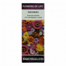 Equisalud Flower Of Life Insomnio 15ml
