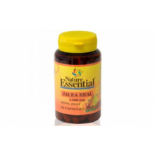 Nature Essential Jalea Real 1000Mg 60 Cap