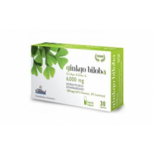 Nature Essential Ginkgo Biloba 6000Mg 30 Cap