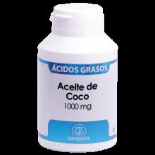 Equisalud Hololine Aceite de Coco 120 perlas