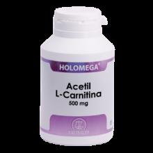 Equisalud Holomega Acetil L-Carnitina 180 cap