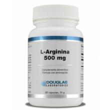Douglas Laboratories L-Arginina 500 Mg 60 Cap