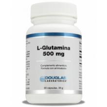 Douglas Laboratories L-Glutamina 500 Mg 60 Cap