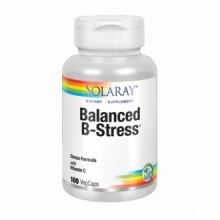 Solaray Nutritionally Balanced B-Stress 100 cap