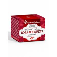 Esential Aroms Balsamo Labial Rosa Mosqueta 5gr