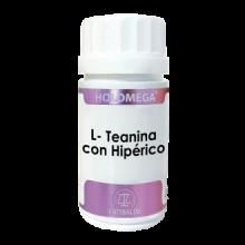 Equisalud Holomega L-Teanina con Hipérico 50 cap