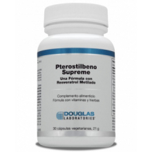 Douglas Laboratories Pterostilbeno Supreme 30 Cap