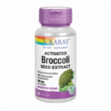 Solaray Activated Broccoli Seed Extract 350Mg 30 cap