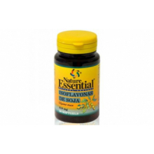 Nature Essential Isoflavonas de Soja 620Mg 50 Perlas
