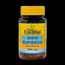 Nature Essential Aceite De Higado De Bacalao 1000Mg 30 Perlas
