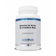 Douglas Laboratories Extracto de Arroz de Levadura Roja 90 Cap