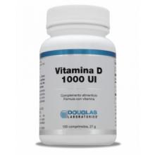 Douglas Laboratories Vitamina D3 1000 UI Colicalciferol 100 Comp