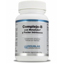 Douglas Laboratories Complejo-B Metafolin Factor Intrinseco 60 Cap