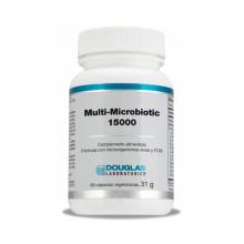 Douglas Laboratories Multi-Probiotic 15000 Millones UFC 60 Cap