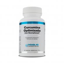 Douglas Laboratories Curcumina Optimizada con Neurofenol 60 Cap