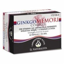 El Naturalista Ginkgomemori complex 60 cap