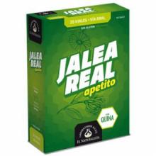 El Naturalista Jalea Real Apetito 20 viales