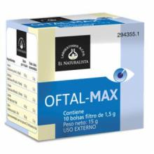 El Naturalista Oftalmax Infusion 10 bolsitas
