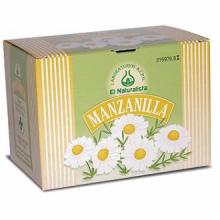 El Naturalista Manzanilla Infusion 20 bolsitas