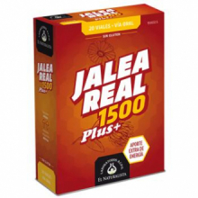 El Naturalista Jalea Real 1500Mg Plus 20 viales