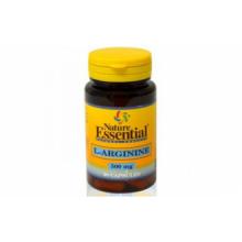 Nature Essential L-Arginina 500Mg 50 Cap