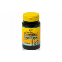 Nature Essential Espirulina 400Mg 100 Comp