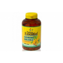 Nature Essential Ginkgo Biloba 500Mg 250 Comp