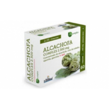 Nature Essential Alcachofa Complex 2300Mg 60 Cap