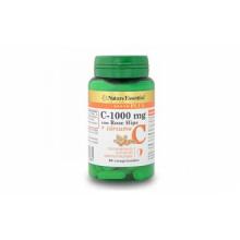 Nature Essential Vitamina C Rose Hips Curcuma 60 Comp