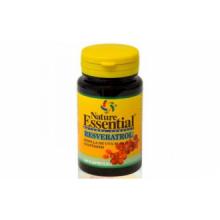 Nature Essential Semilla de Uva Resveratrol 50Mg 50 Cap