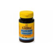 Nature Essential Colageno Marino Hidrolizado Magnesio 600Mg 60 Comp