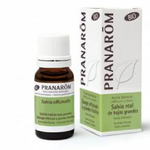 Pranarom Aceite Esencial de Salvia Real Hojas Grandes Bio 10ml