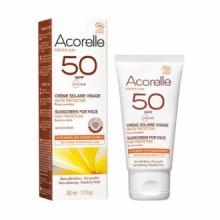 Acorelle Crema Solar Facial SPF50 50Ml