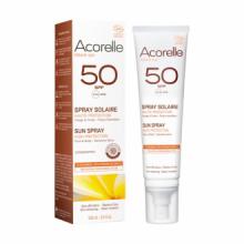Acorelle Spray Solar SPF50 100Ml