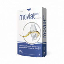 Actafarma Movial Plus Fluidart 28Cap