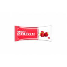 Actafarma Obegras Barritas Entrehoras Choco Frutos Rojos 20Ud