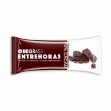 Actafarma Obegras Barritas Entrehoras Chocolate Negro 20Ud
