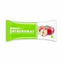 Actafarma Obegras Barritas Entrehoras Yogurt Manzana 20Ud