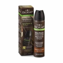 Biokap Spray Retoque Castaño Claro 75Ml