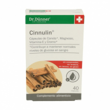 Dr.Dunner Cinnulin 40Cap