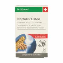 Dr.Dunner Nattolin Osteo 30Cap