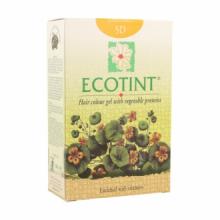 Ecotint Tinte para Cabello Castaño Claro Dorado 5D 130ml