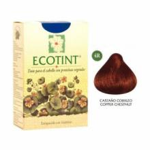 Ecotint Tinte para Cabello Castaño Cobrizo 4R 130ml