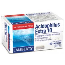Lamberts Acidophilus Extra 10 60 cap