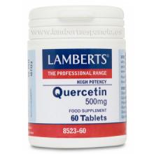 Lamberts Quercetina 500Mg 60 comp