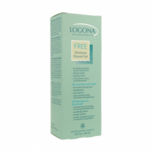 Logona Champu Gel de Ducha Free Sin Perfume 250Ml