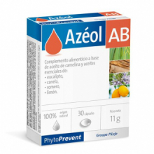 Pileje Azeol AB 30Caps