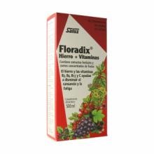 Salus Floradix Hierro 500Ml