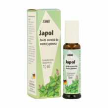 Salus Japol Aceite Esencial Menta Japonesa Schoenenberger 10Ml